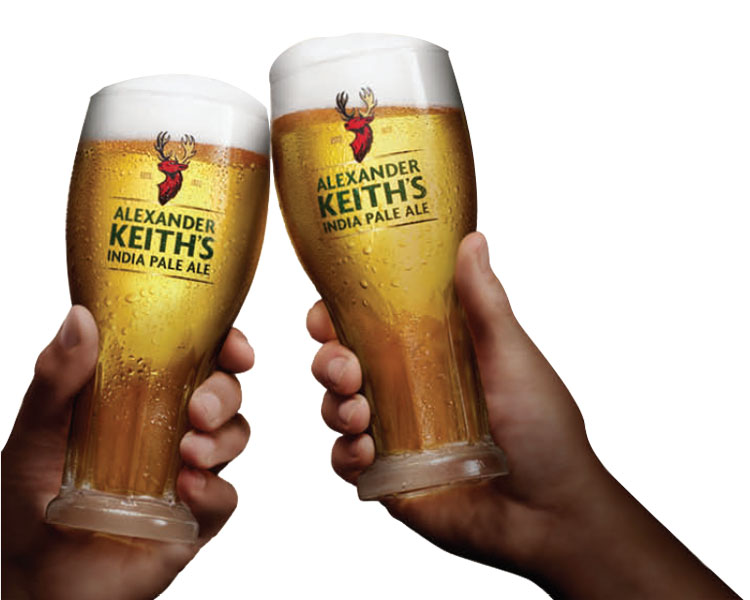 Keith's Beer